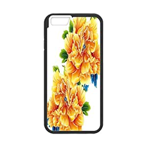 Generic Case Peony flower For iPhone 6 Plus 5.5 Inch T9H118373