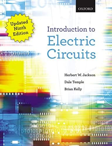 introduction to electric circuits herbert w jackson, dale temple