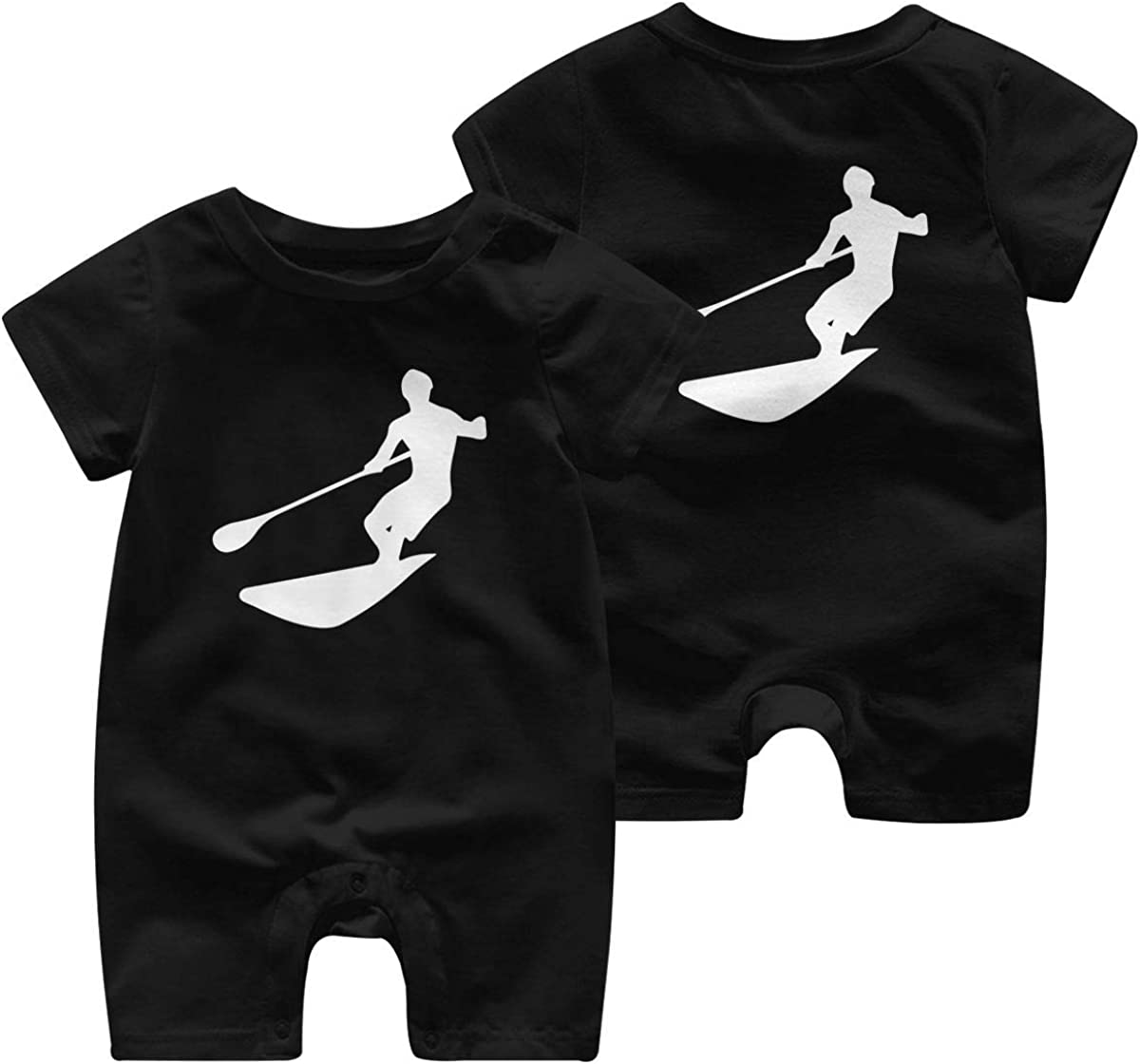 AYL8pf Paddleboard Sports Toddler Baby Boy Romper Outfits One Piece Baby Clothes