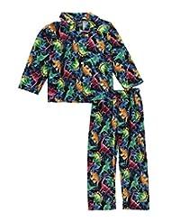 "Quad Seven Little Boys' Toddler ""Ancient Reptiles"" 2-Piece Pajamas"