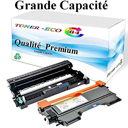 TN2320 DR2320-tóner y tambor de gran capacidad, compatible ...
