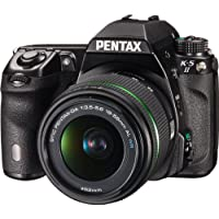 Pentax K-5 II 16.3 MP DSLR DA 18-55mm WR lens kit (Black) (OLD MODEL)