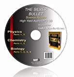 The Silver Bullet High Yield MCAT Audio MP3 on CD: Science Review