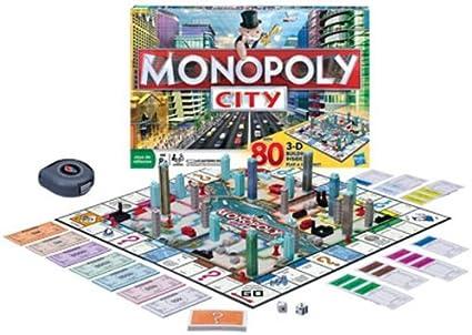 Parker Hasbro 17901010 – de Tablero – Monopoly City: Amazon.es: Juguetes y juegos