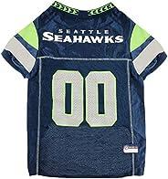 NFL Seattle Seahawks Dog Jersey, Small