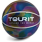 TOURIT Street Basketball for Men Women Youth Teenager