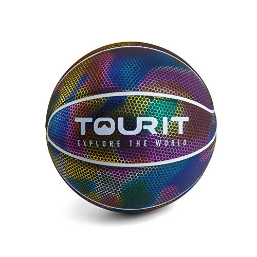 TOURIT Street Basketball for Men Women Youth Teenager by TOURIT