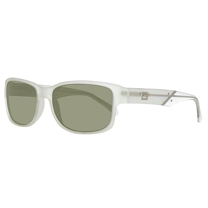 GUESS GU6755-58G59, Gafas de Sol Unisex, Transparente, 58