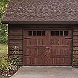 WINSOON Decorative Garage Door Hardware Kit