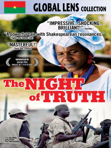 The Night of Truth (La Nuit de la Verite) (English - Collection Adamas