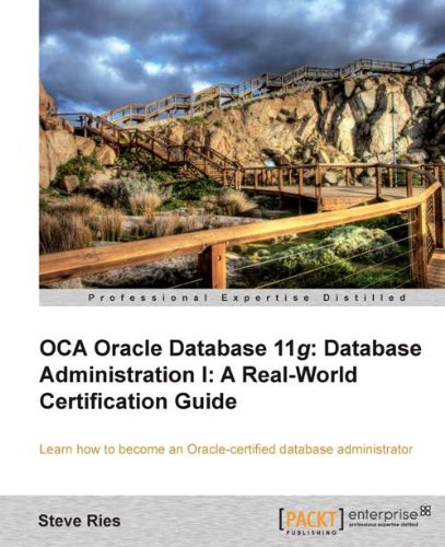 Oracle Database 11g Administration I Certification Guide Pdf