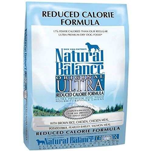 Natural Balance Original Ultra Reduced Calorie Formula Dry Dog Food, 28-Pound