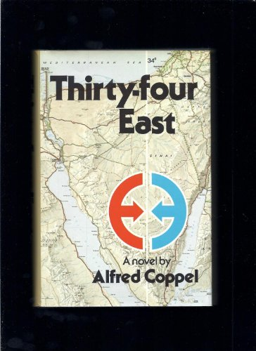 Thirty-Four East by Alfred Coppel