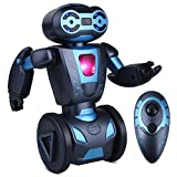 Kuman Remote Control Robot, 2.4Ghz Smart Self Balancing Mip Robot Toy Gifts