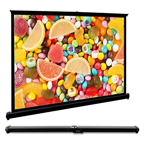 Projector Screen Outdoor Projection Screen Portable 16 9 HD
