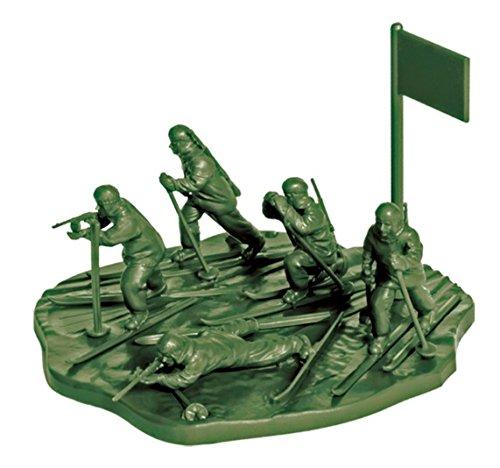 Zvezda Soviet Ski Troops–zv6199–A