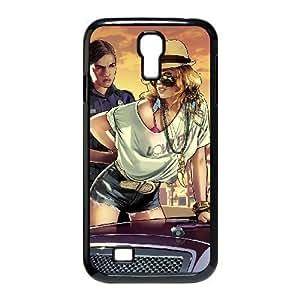 GGMMXO Sexy girl gta v Phone Case For Samsung Galaxy S4 i9500 [Pattern-1]