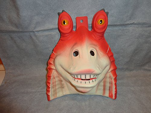 jar jar binks mask - 9