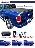 Tyger Auto TG-BC3D1011 Tri-Fold Pickup Tonneau Cover (Fits 2002-2016 Dodge Ram 1500; 2003-2016 Dodge Ram 2500/3500; 06-11 Ram Mega Cab 6.5 feet (78 inch))