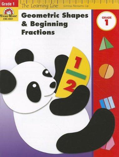 UPC 023472069313, Geometric Shapes & Beginning Fractions (Learning Line)