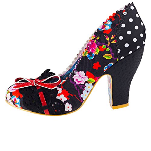 Irregular Choice Make My Day Femmes Chaussures yaCL1XT