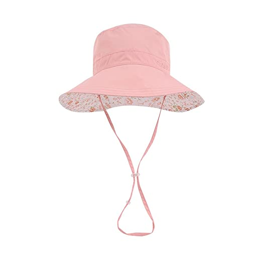 1dc811c7f36 Womens Packable Sun Hats UPF 50+ Wide Brim UV Protection Beach Hat Mom and  Child