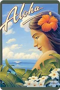 Pacifica Island Art Hawaiian Vintage Postcards Pack of 30 Aloha from Hawaii by Kerne Erickson
