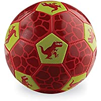 Crocodile Creek Dinosaurs Kids Soccer Ball Size 2