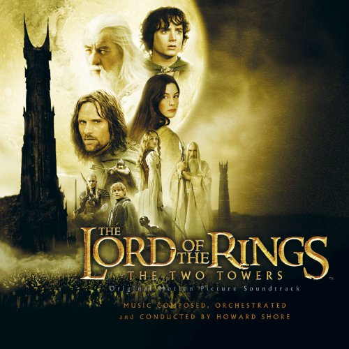 The Lord of the Rings: The Two (Two Towers Cd)