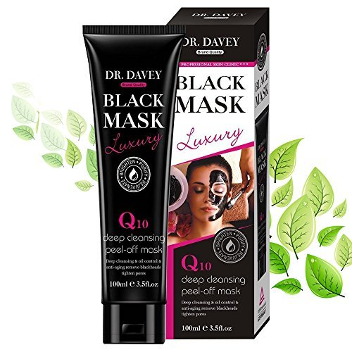 Essy Beauty Charcoal Blackhead Remover Mash with Q10 Peel-Off mask (100 (Mash Extract)