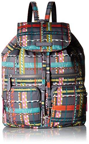 - Vera Bradley Women's Midtown Cargo Backpack City Plaid,