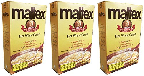Maltex Hot Wheat Cereal Toasted Wheat and Malted Barley 2...