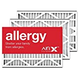 AIRx 16x25x3 Allergy GeneralAire 14164 Replacement Air Filter - MERV 11