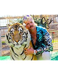 Joe Exotic The Tiger King Reprint Signed Autographed 11x14 Poster Photo Reproduction Print