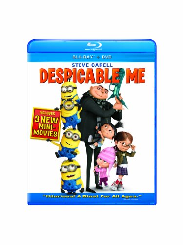 025192050299 - Despicable Me [Blu-ray] carousel main 0