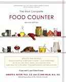 The Most Complete Food Counter: 2nd Edition