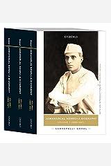 Jawaharlal Nehru: A Biography - Vol. 1 (1889-1947), Vol. 2 (1947-1956) and Vol. 3 (1956-1964) (Set of 3 Volumes) Paperback