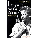 Jeunes dans la resistance -les