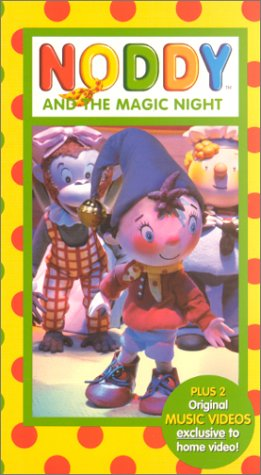Noddy And The Magic Night [VHS]