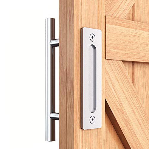Stainless Steel Finish Door - EaseLife 12