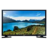 Televisor Samsung J4290 de 32 Pulgadas, HD Flat, Smart TV, Series 4, USB, 2 entradas HDMI, Color Negro