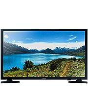 """Samsung UN32J4290AFXZX Televisor, 32"""", HD Flat, Smart TV, Series 4, USB, 2 entradas HDMI, Color Negro"""