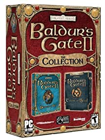 Baldur's Gate 2: Ultimate Collection (Shadows of Amn and Throne of Bhaal) - PC
