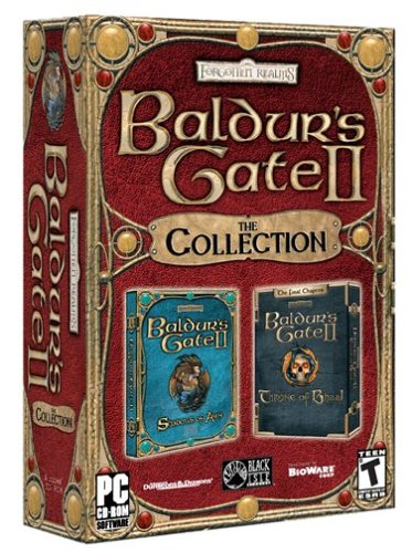 Gate Action (Baldur's Gate 2: Ultimate Collection (Shadows of Amn and Throne of Bhaal) - PC)
