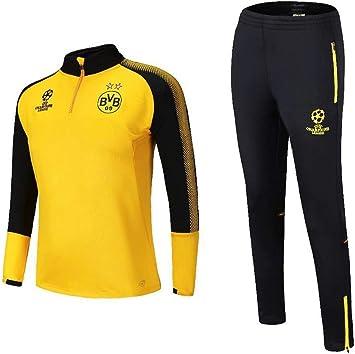 Dortmund F.C - Sudadera de Manga Larga para Hombre, diseño del ...