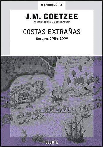 Book Costas extranas / Stranger Shores (Spanish Edition)