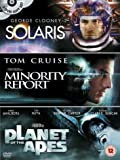 Solaris / Minority Report / Planet of the Apes (2004) George Clooney