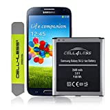 Best Battery S4s - CELL4LESS Li-ion Battery Replacement Kit Compatible for Samsung Review