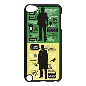 CTSLR TV Show Sherlock Hard Case Cover Skin For Iphone 6 Plus 5.5 Inch Cover Generation- 1 Pack - Black/White - 3-Perfect Gift for Christmas