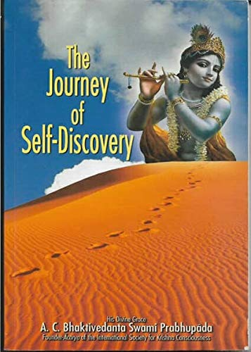 Krishna Book Store Devotional Books The Journey Of Self Discovery
